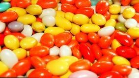 Χρωματισμένα χάπια Στοκ εικόνες με δικαίωμα ελεύθερης χρήσης