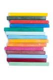 Χρωματισμένα χρώματα Στοκ Φωτογραφίες