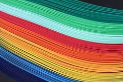χρωματισμένα λωρίδες Στοκ Φωτογραφίες