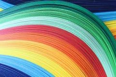 χρωματισμένα λωρίδες Στοκ εικόνα με δικαίωμα ελεύθερης χρήσης