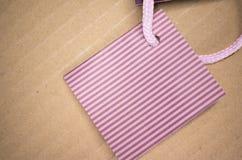 χρωματισμένα λωρίδες cardstock Στοκ φωτογραφία με δικαίωμα ελεύθερης χρήσης