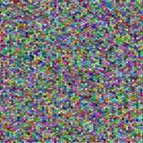 Χρωματισμένα χρωματισμένα hexagons Στοκ Φωτογραφίες