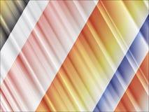 χρωματισμένες γραμμές Στοκ Φωτογραφία