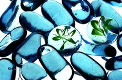 χρωματισμένες πέτρες Στοκ εικόνα με δικαίωμα ελεύθερης χρήσης