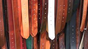 Χρωματισμένες χρωματισμένες ζώνες δέρματος φιλμ μικρού μήκους