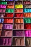 χρωματισμένη άμμος Στοκ φωτογραφία με δικαίωμα ελεύθερης χρήσης