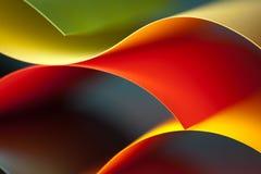 χρωματισμένη δομή εγγράφο&ups στοκ φωτογραφίες με δικαίωμα ελεύθερης χρήσης
