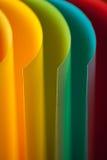 χρωματισμένη δομή εγγράφο&ups στοκ εικόνες