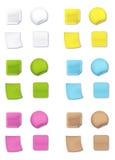 χρωματισμένη θέση ελεύθερη απεικόνιση δικαιώματος