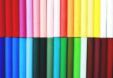 Χρωματισμένη κιμωλία στοκ εικόνες με δικαίωμα ελεύθερης χρήσης