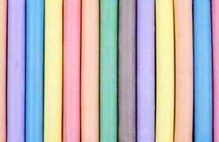 Χρωματισμένη κιμωλία στοκ φωτογραφία με δικαίωμα ελεύθερης χρήσης