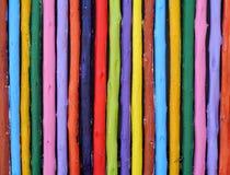 Χρωματισμένη ξυλεία στοκ φωτογραφία με δικαίωμα ελεύθερης χρήσης