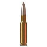 Χρωματισμένη ορείχαλκος σφαίρα πυροβόλων όπλων Στοκ εικόνες με δικαίωμα ελεύθερης χρήσης
