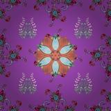 Χρωματισμένη περίληψη εικόνα Στοκ Εικόνα