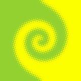 χρωματισμένη περιστροφή Στοκ Εικόνα