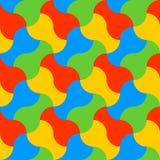 Χρωματισμένη στάμνα Στοκ εικόνα με δικαίωμα ελεύθερης χρήσης