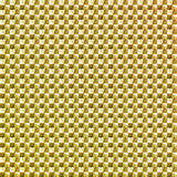 Χρωματισμένη χρυσός αυτοκόλλητη ετικέττα ολογραμμάτων Στοκ εικόνες με δικαίωμα ελεύθερης χρήσης