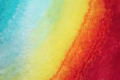 χρωματισμένη χρώμα επιφάνεια ανασκόπησης Στοκ Φωτογραφίες