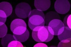 Χρωματισμένη bokeh ανασκόπηση Στοκ εικόνες με δικαίωμα ελεύθερης χρήσης