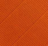 χρωματισμένη corrugations σκουριά στοκ φωτογραφία με δικαίωμα ελεύθερης χρήσης