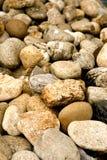 χρωματισμένοι βράχοι Στοκ φωτογραφίες με δικαίωμα ελεύθερης χρήσης