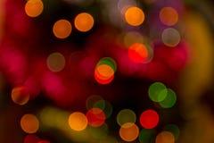 Χρωματισμένοι κύκλοι Στοκ φωτογραφίες με δικαίωμα ελεύθερης χρήσης