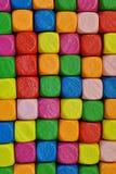 Χρωματισμένοι φραγμοί Στοκ Εικόνα