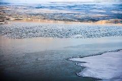 χρωματισμένος πάγος στοκ φωτογραφία με δικαίωμα ελεύθερης χρήσης