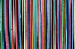 χρωματισμένος πολυ τοίχ&omicr Στοκ Φωτογραφίες