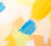 χρωματισμένος τοίχος πετρών στοκ φωτογραφία με δικαίωμα ελεύθερης χρήσης