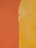 χρωματισμένος τοίχος Στοκ φωτογραφίες με δικαίωμα ελεύθερης χρήσης