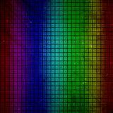 χρωματισμένος ψαμμίτης Στοκ φωτογραφία με δικαίωμα ελεύθερης χρήσης