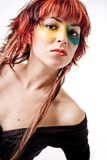 χρωματισμένος Στοκ Φωτογραφία