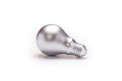 Χρωματισμένος lightbulb Στοκ Εικόνες