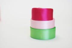 Χρωματισμένος rribons Στοκ Εικόνες