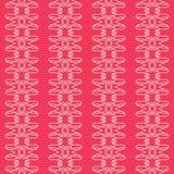 Χρωματισμένο αναδρομικό αφηρημένο άνευ ραφής σχέδιο σε ένα γεωμετρικό κλασικό χρώμα ύφους με τη γεωμετρική διανυσματική απεικόνισ Στοκ φωτογραφία με δικαίωμα ελεύθερης χρήσης