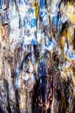 χρωματισμένο ανασκόπηση γυαλί Στοκ εικόνα με δικαίωμα ελεύθερης χρήσης