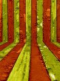 χρωματισμένο ανασκόπηση δά&s Στοκ Εικόνες