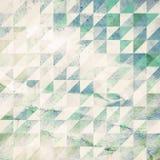 Χρωματισμένο αφηρημένο γεωμετρικό υπόβαθρο από Στοκ Φωτογραφίες