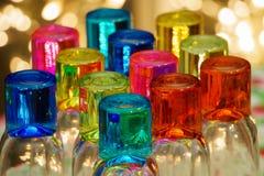 χρωματισμένο γυαλί Στοκ εικόνες με δικαίωμα ελεύθερης χρήσης
