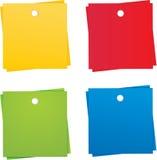 χρωματισμένο διάνυσμα αυ&ta Στοκ Εικόνες