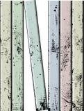 χρωματισμένο διάνυσμα φρα&g απεικόνιση αποθεμάτων