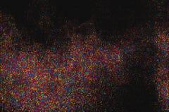 Χρωματισμένο ημίτονο διαστιγμένο σκηνικό στοκ φωτογραφία με δικαίωμα ελεύθερης χρήσης