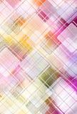 Χρωματισμένο κρητιδογραφία υπόβαθρο Στοκ Φωτογραφία
