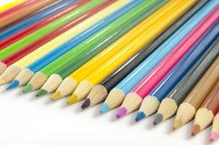 χρωματισμένο λευκό ροδών Στοκ Εικόνες
