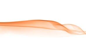 χρωματισμένο λωρίδα καπνού Στοκ φωτογραφία με δικαίωμα ελεύθερης χρήσης