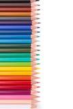 Χρωματισμένο μολύβι στοκ φωτογραφίες