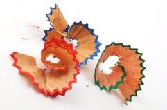 χρωματισμένο ξύρισμα μολυ Στοκ Εικόνες