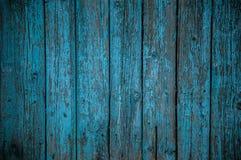 Χρωματισμένο ξύλινο υπόβαθρο φρακτών Στοκ Εικόνα