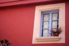 χρωματισμένο παράθυρο Στοκ εικόνα με δικαίωμα ελεύθερης χρήσης